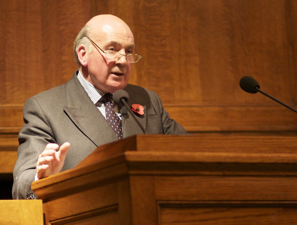 Richard Dannatt: The Battle for Hearts and Minds: Morality and Warfare Today