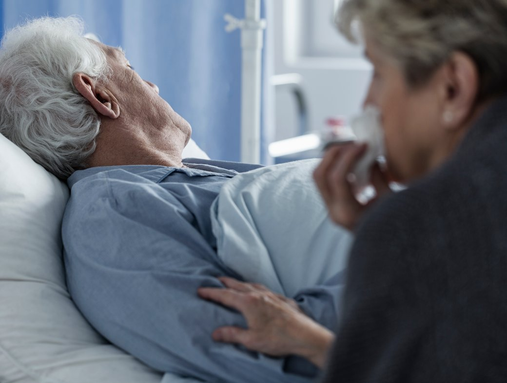 Does legalising assisted dying enable people to have dignity in death?
