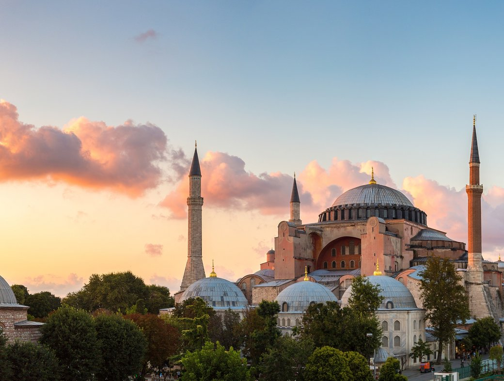 Requiem for my Hagia Sophia