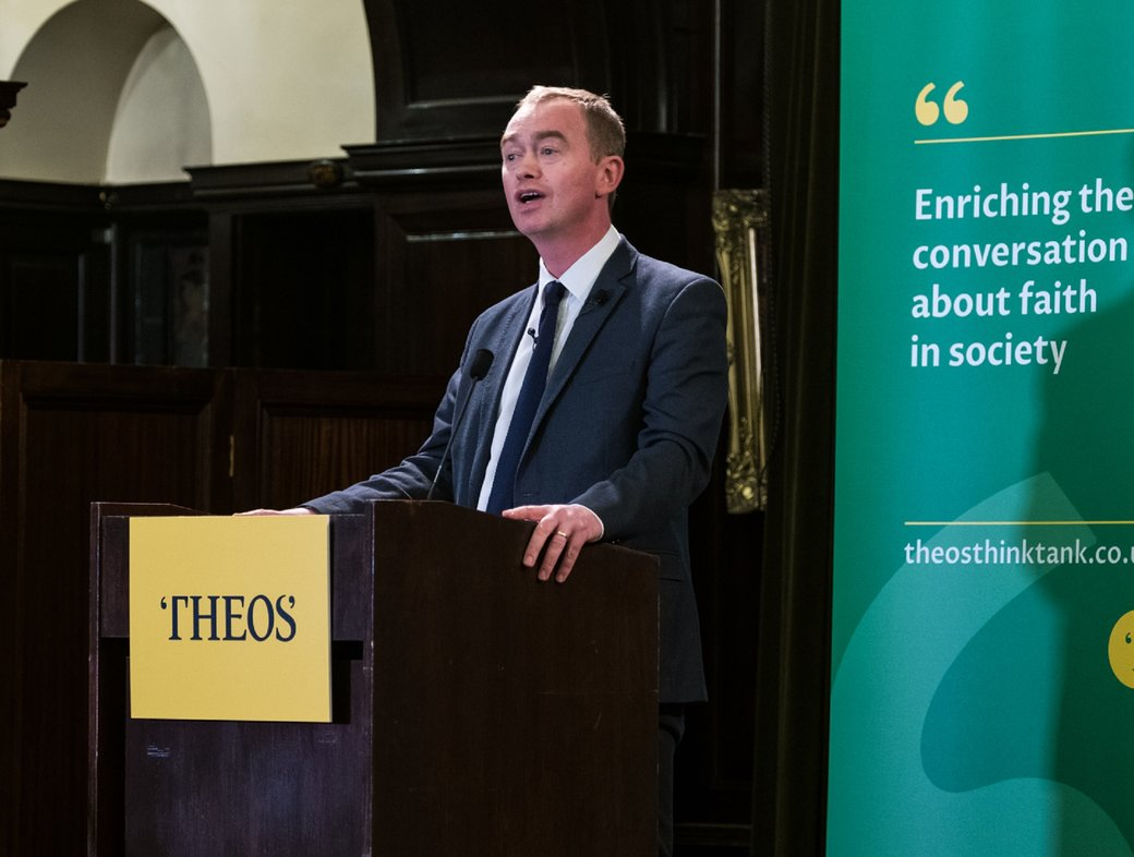 Tim Farron, identity politics and Christianity