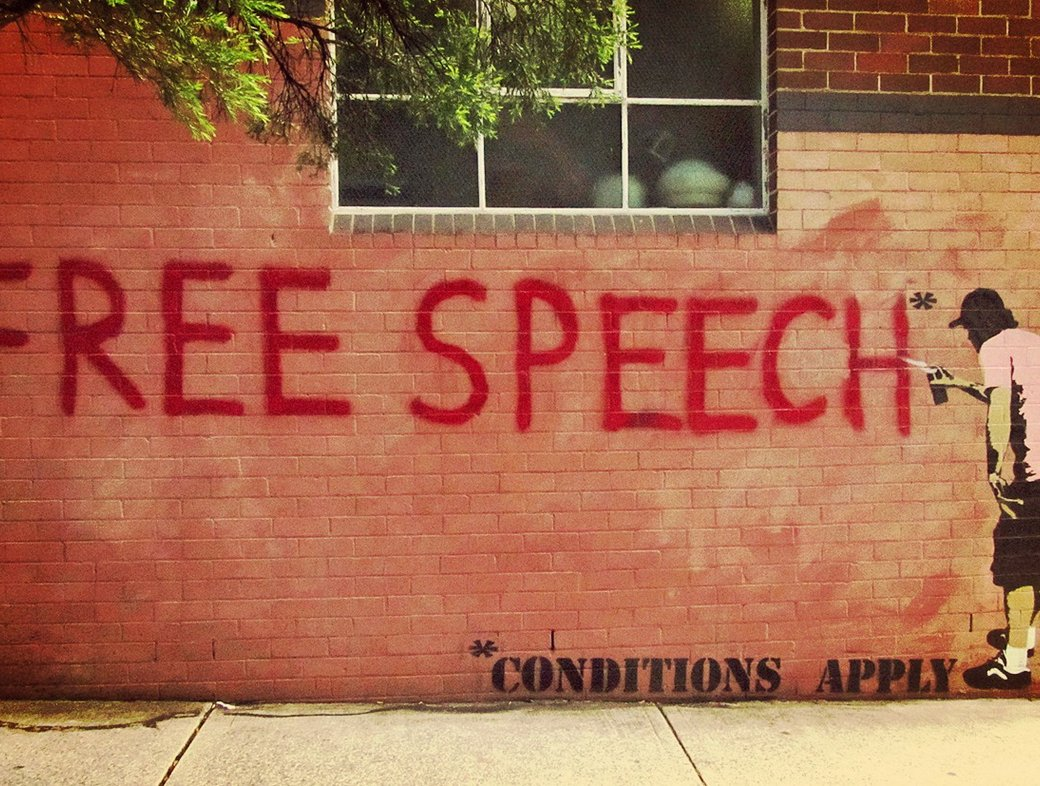 Freedom of speech in universities: The government giveth and taketh away