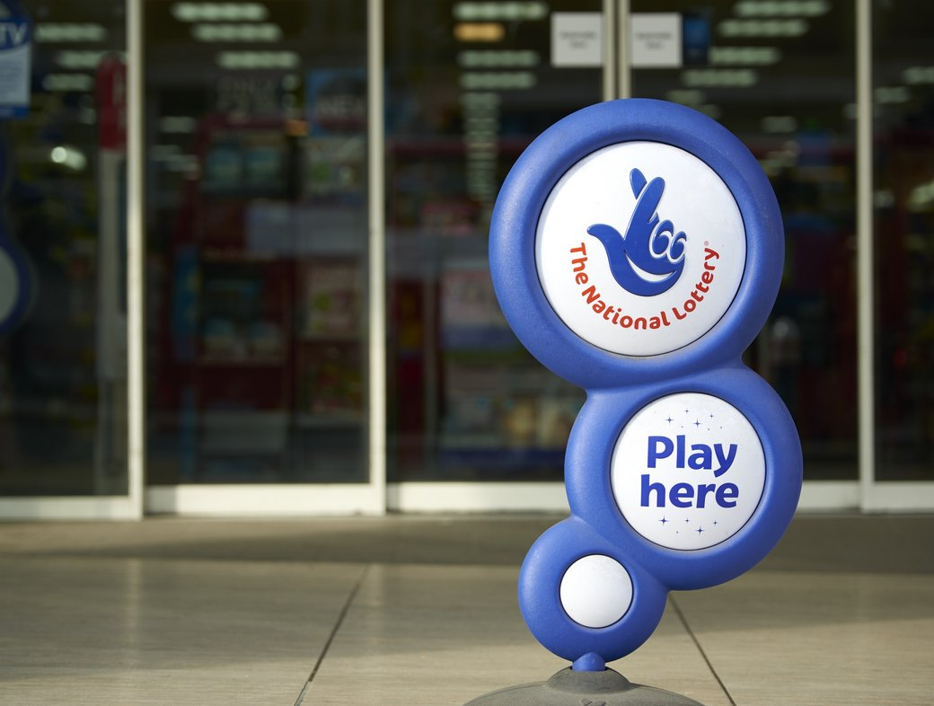 The problem with the National Lottery