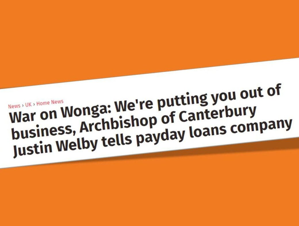 """The War on Wonga"" – Five Years On"