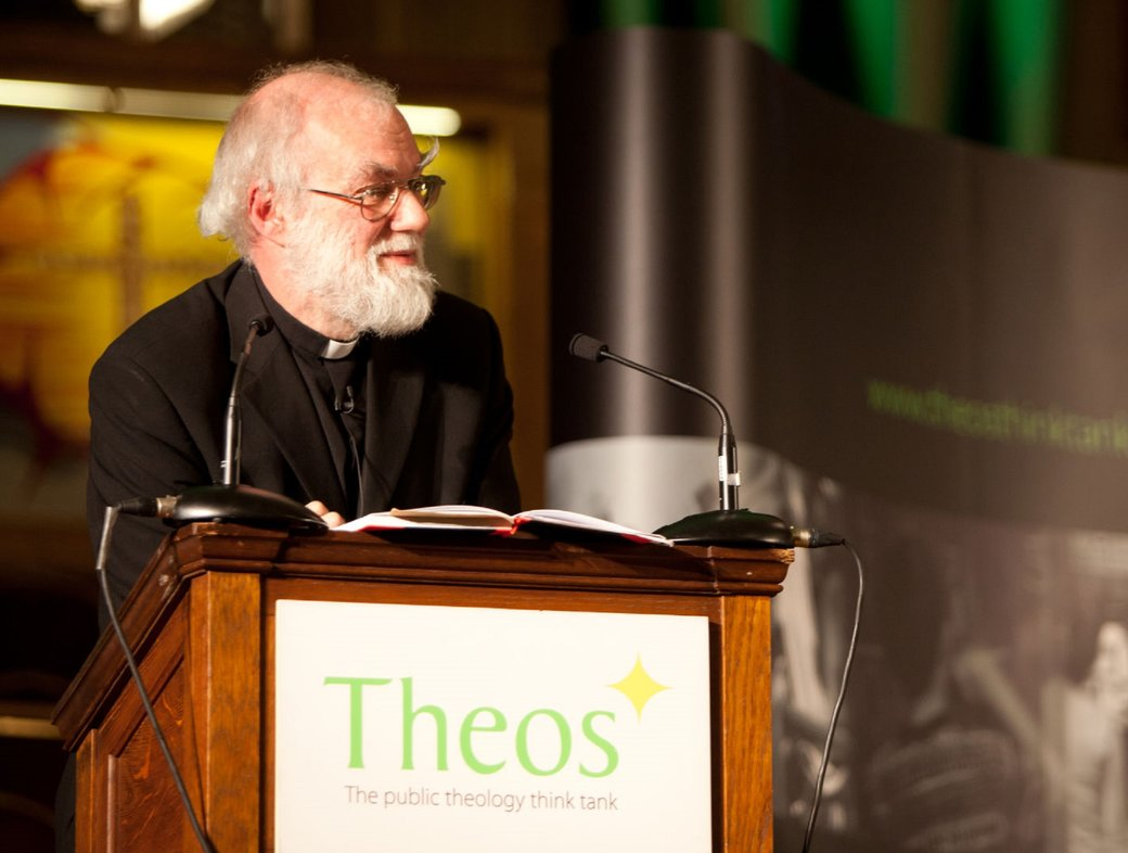 Rowan Williams: The Person and the Individual: Human Dignity, Human Relationships and Human Limits