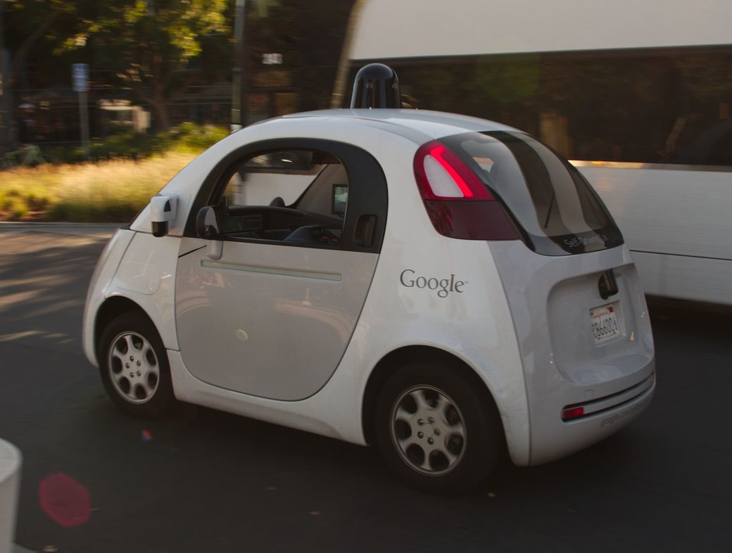 Driverless cars: talking ourselves out of the driver's seat