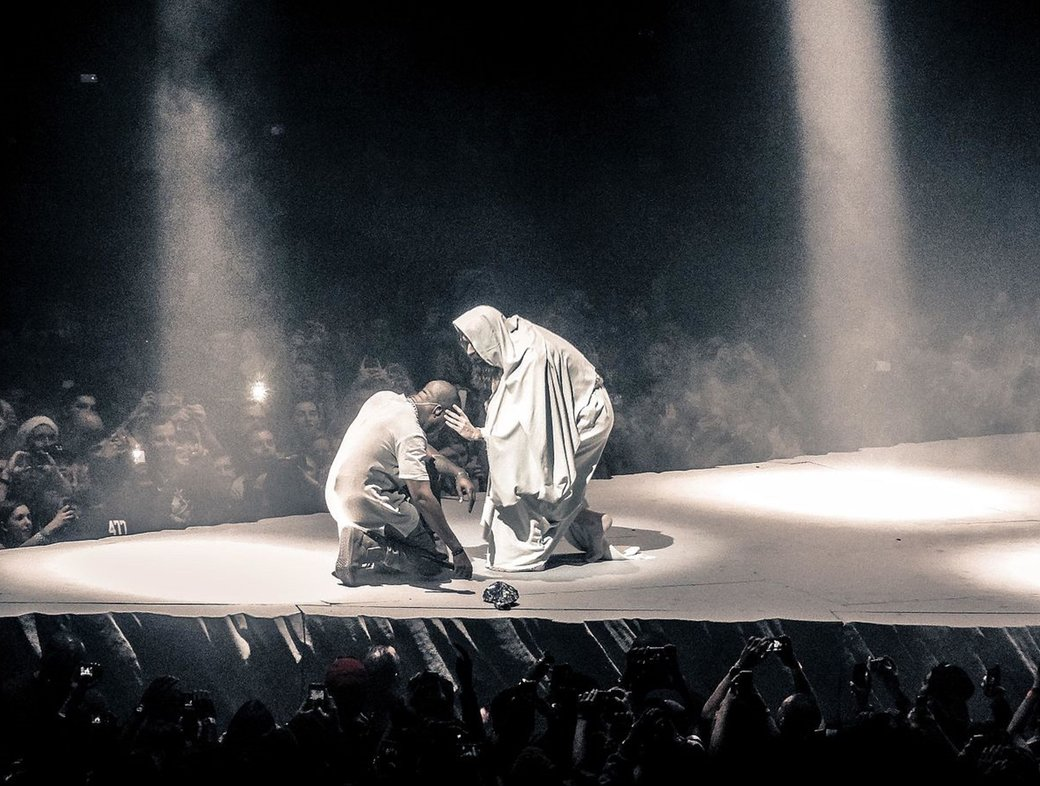 Why you shouldn't be cynical about Kanye West's rediscovery of faith