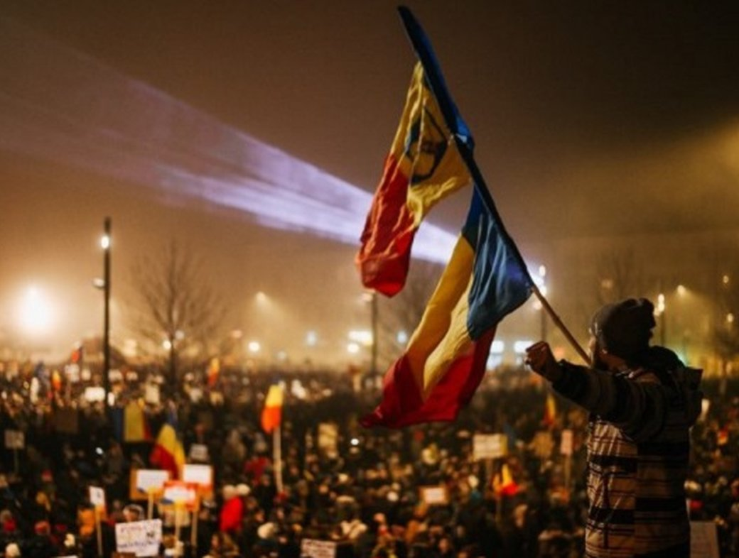 Romania's protests and the Romanian Christian community