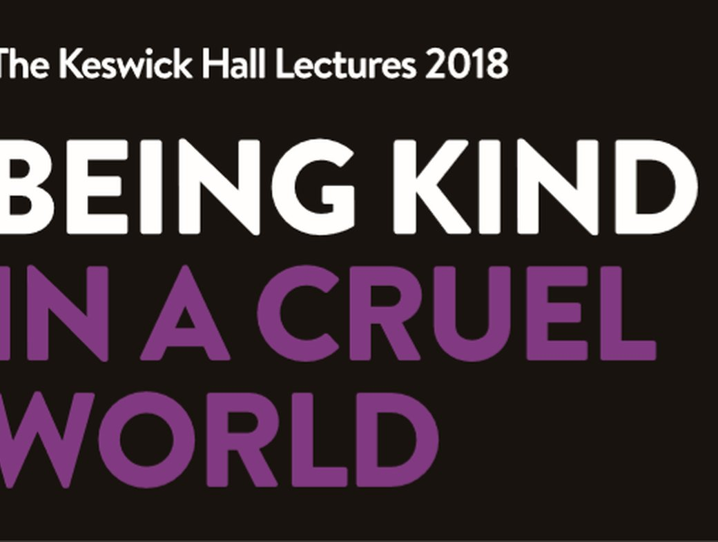 Keswick Hall Lecture – Kindness in the community