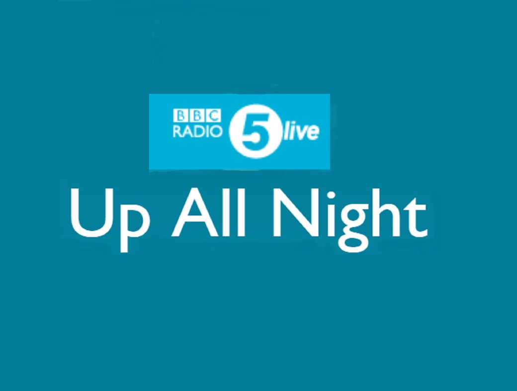 Nick Spencer discusses The Political Samaritan on BBC Radio 5 Live