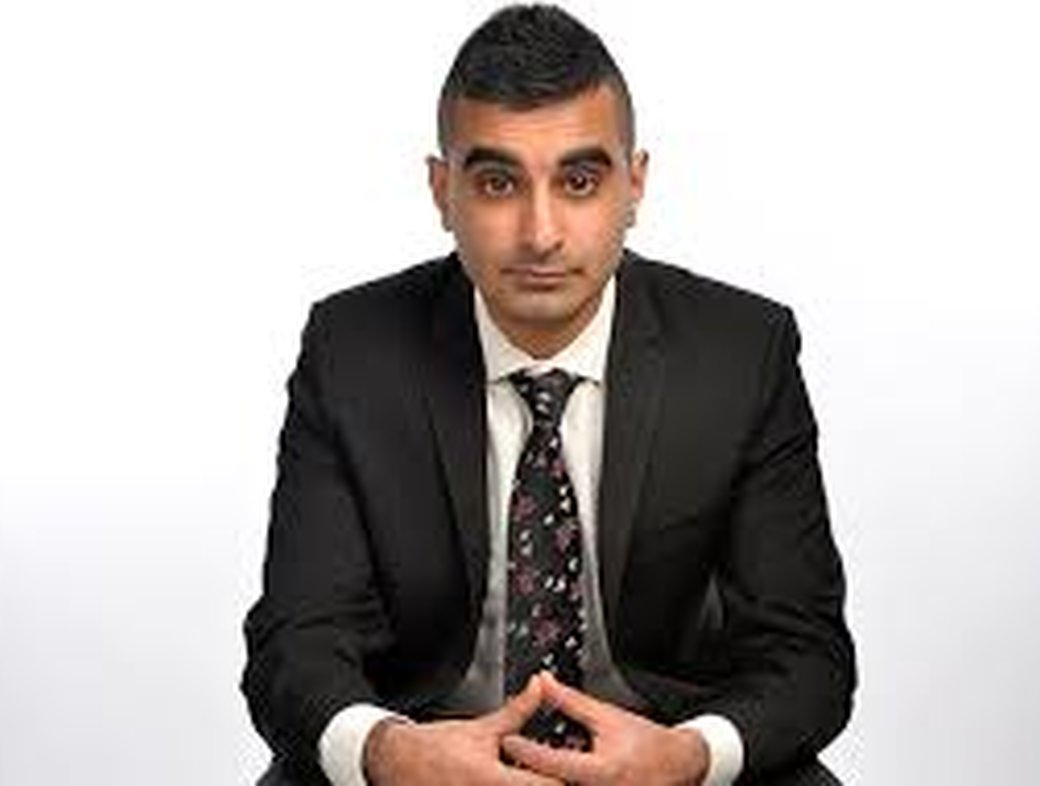 Tez Ilyas: 'When comics talk about religion, it's not very funny'