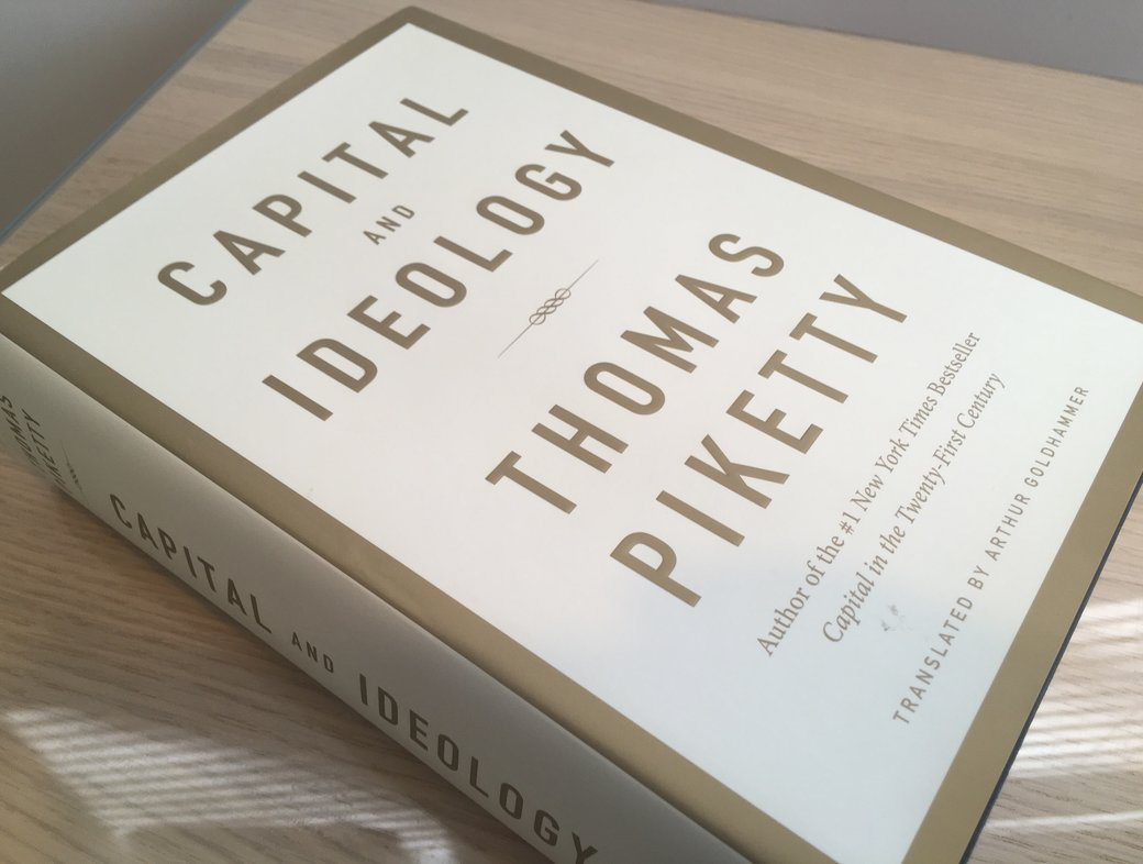 """Use worldly wealth to gain friends"": Thomas Piketty's Capital and Ideology"