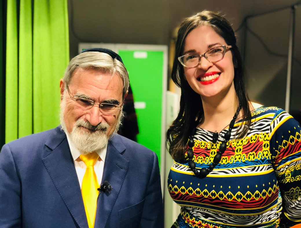 The Sacred #61: Rabbi Sacks