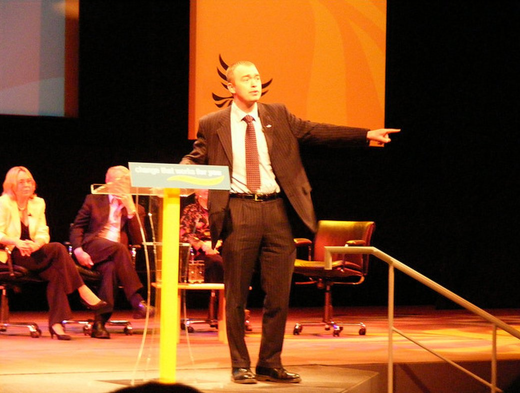 Tim Farron just doesn't fit the media mould