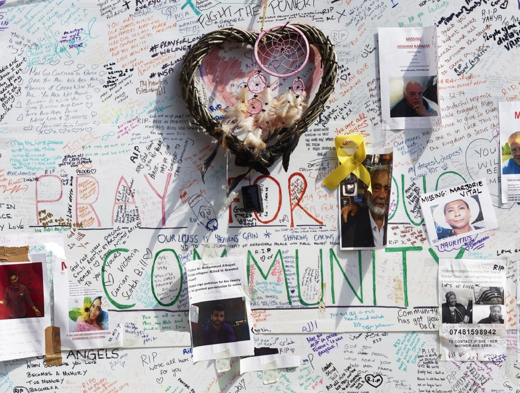 After Grenfell: New research reveals what the faith groups did in response to the Grenfell Fire – and what we can learn from it
