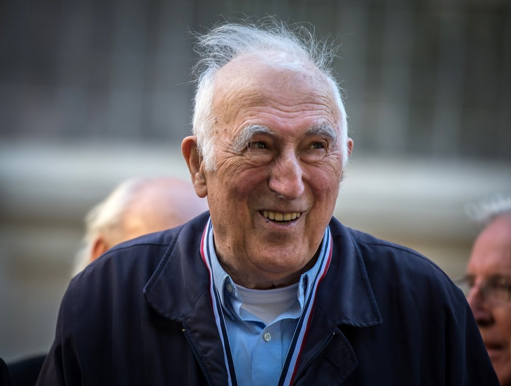 Jean Vanier – Prophet for our troubled times