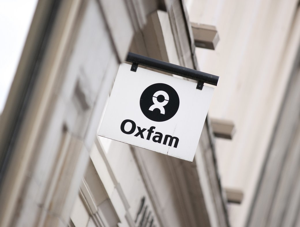 Oxfam and the UK's moral leadership
