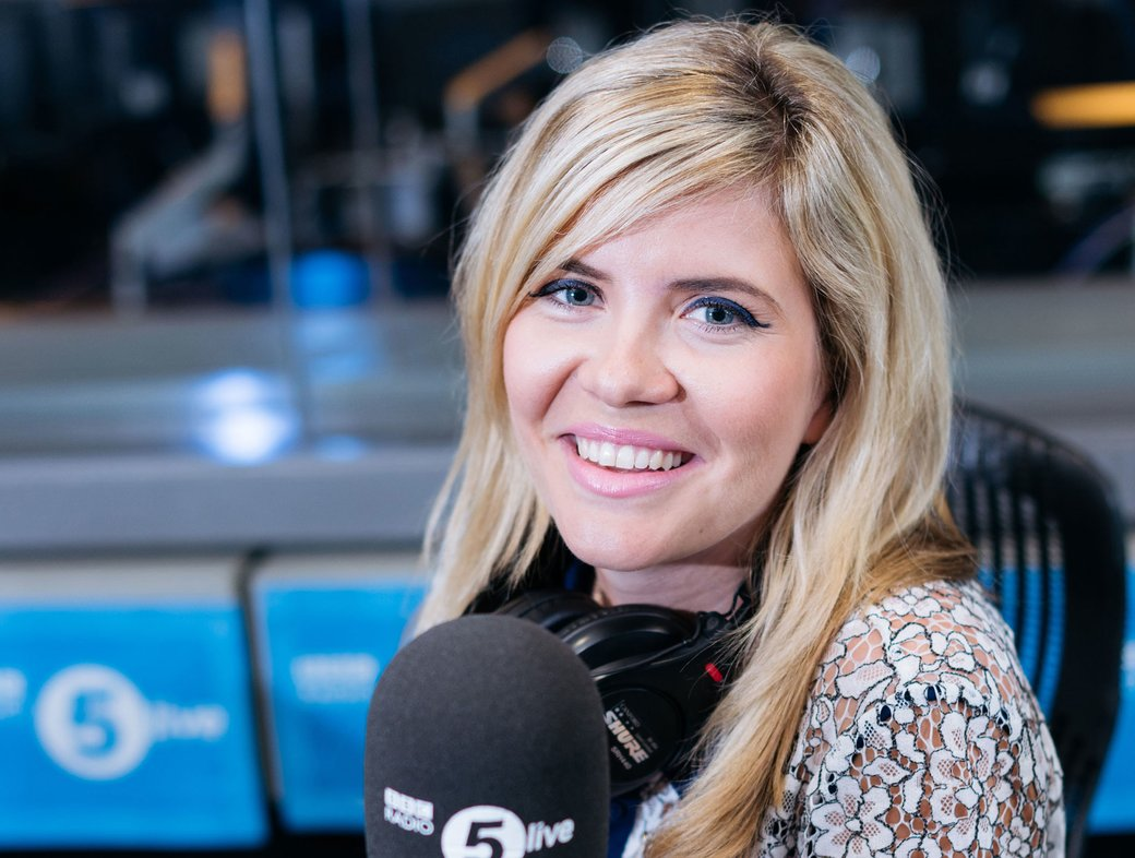 Elizabeth Oldfield on BBC Radio 5live: The Emma Barnett Show