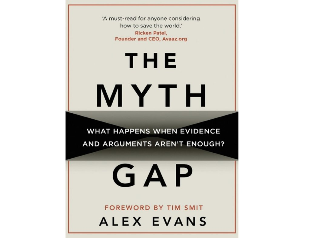 The Myth Gap: What Happens When Evidence and Arguments Aren't Enough?