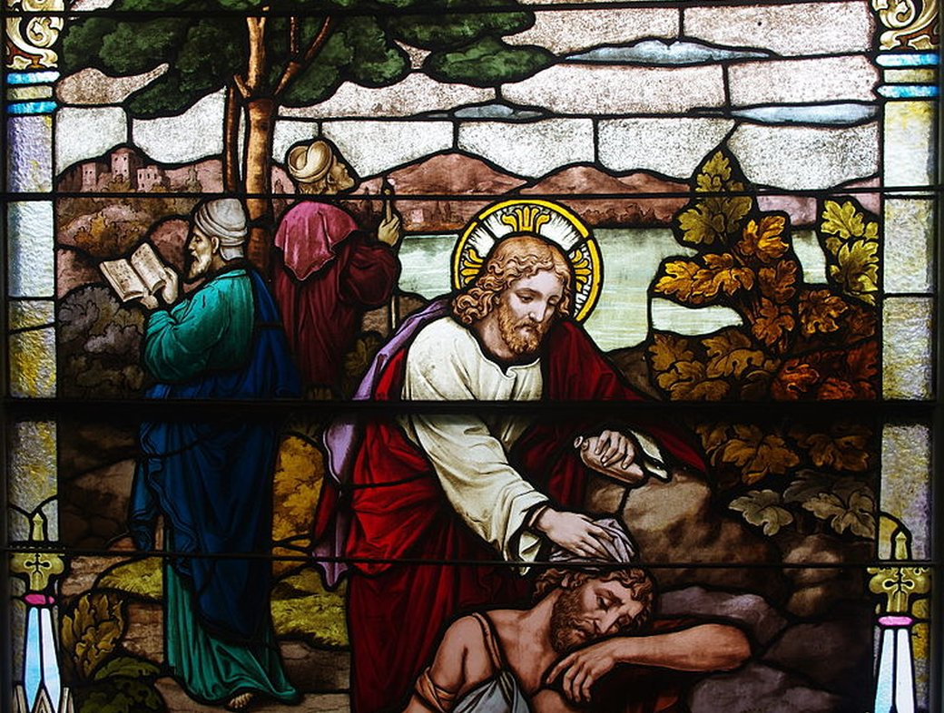 Nick Spencer discusses politicians' use of the parable of the Good Samaritan for Prospect