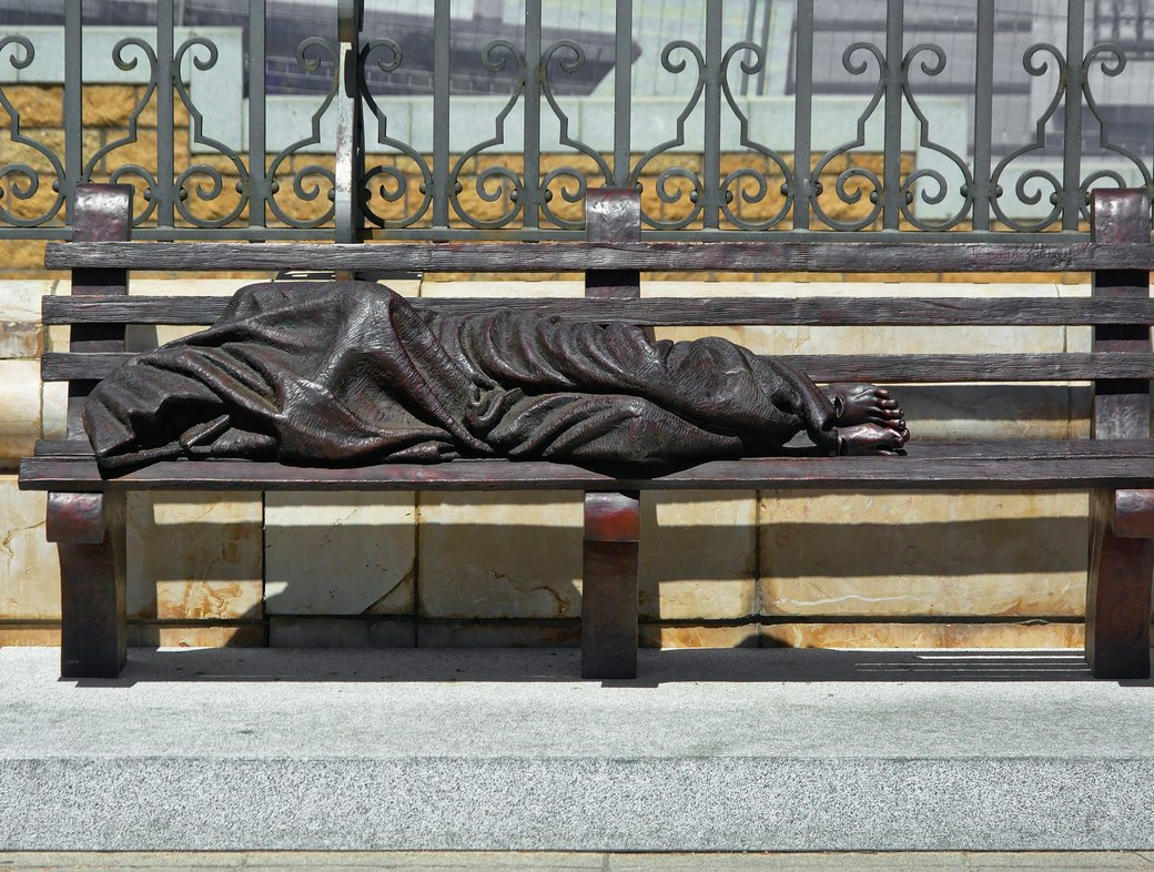 Homelessness, Hunger and Hope – The Stations of the Cross in 2019