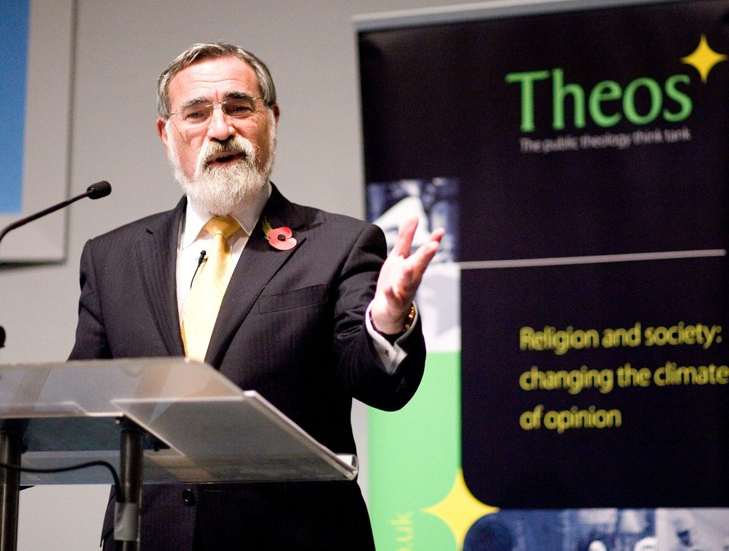 Jonathan Sacks: Religion in Twenty–first century Britain