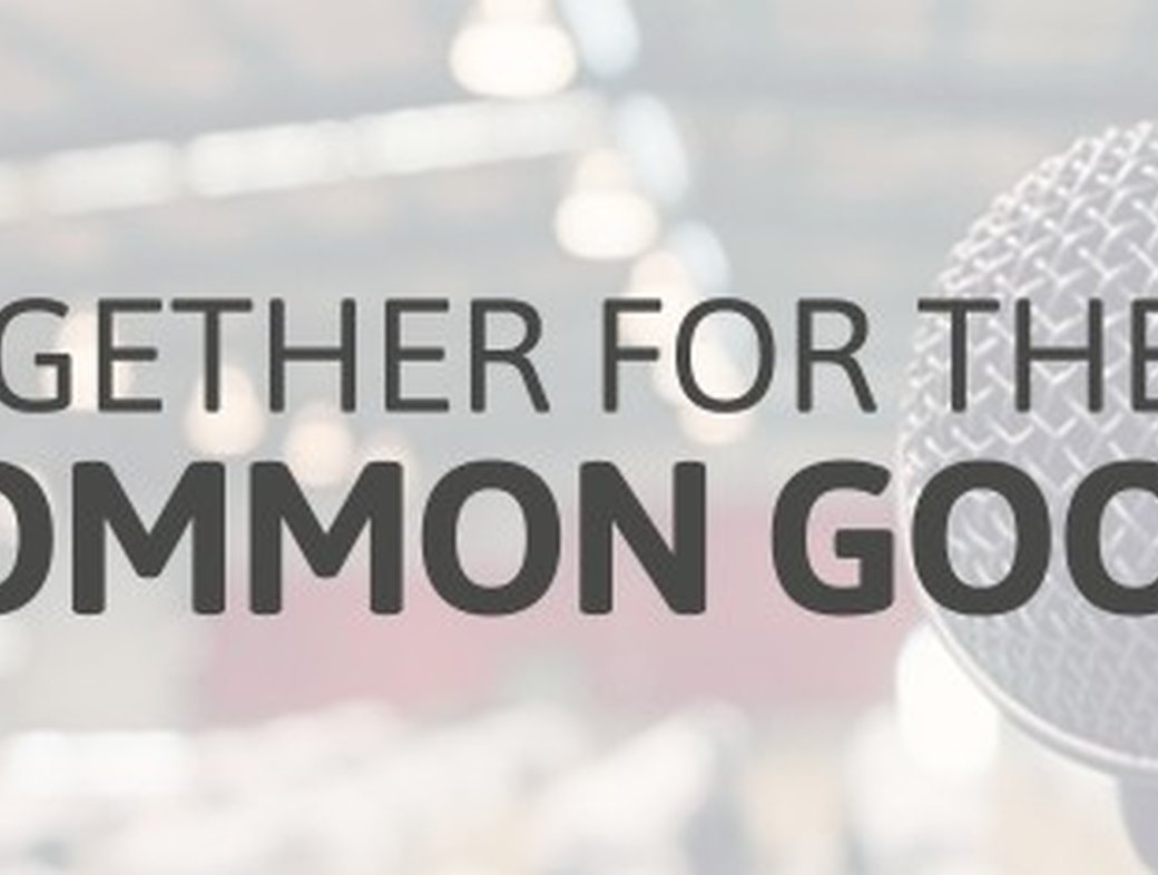 An Anglican Understanding of the Common Good