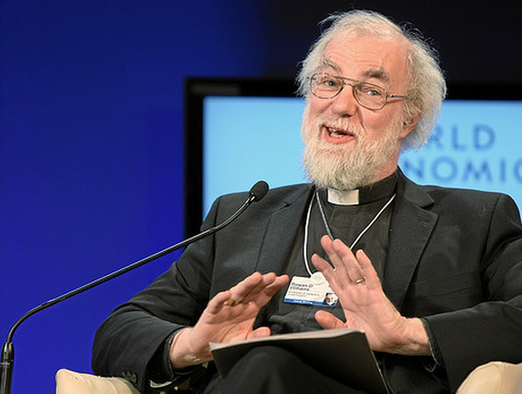 Rowan Williams, God and Language