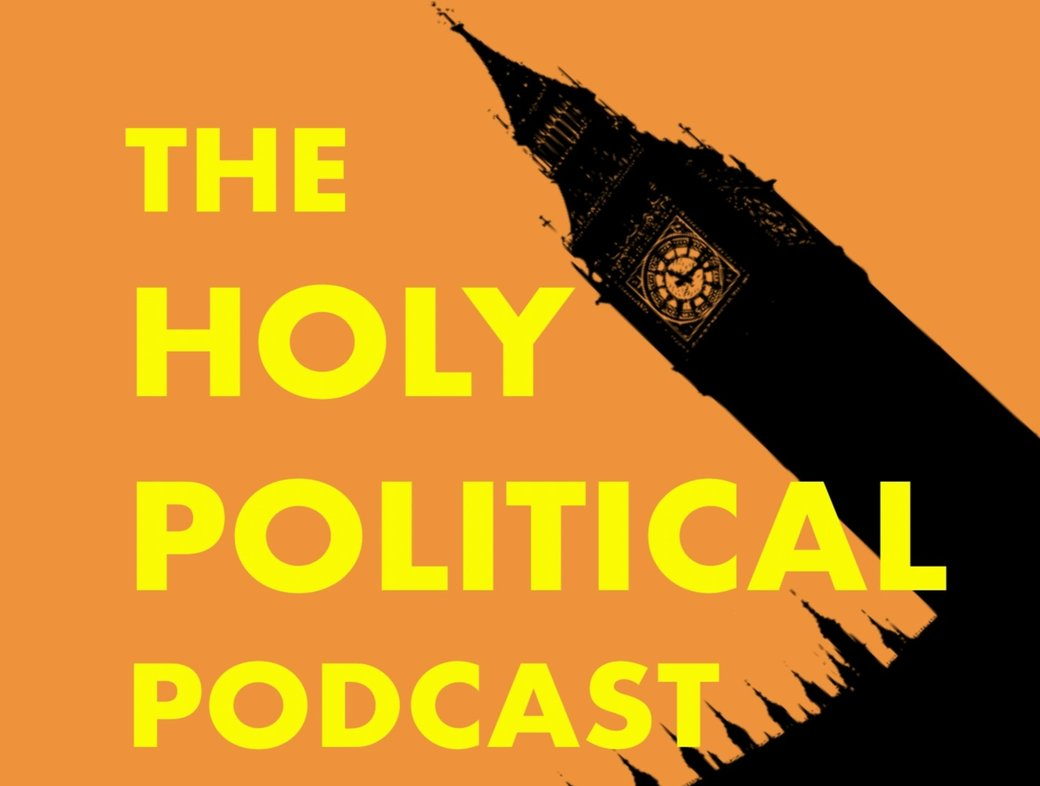 Nathan Mladin on The Holy Political Podcast