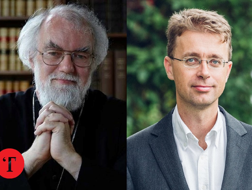 Nick Spencer in conversation with Rowan Williams