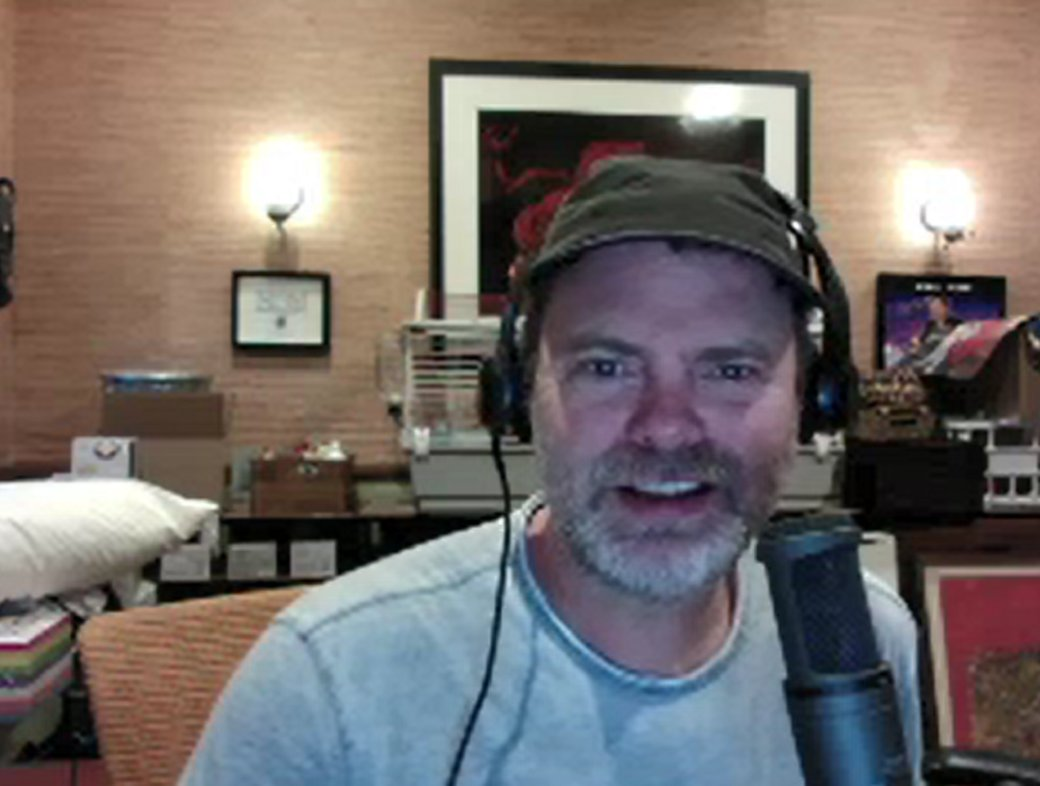 The Sacred #65: Rainn Wilson