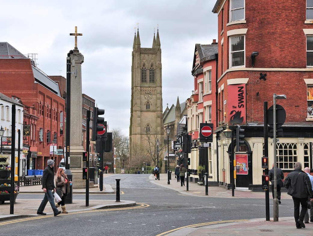 Believing in Bolton: How churches are collaborating to keep a community together