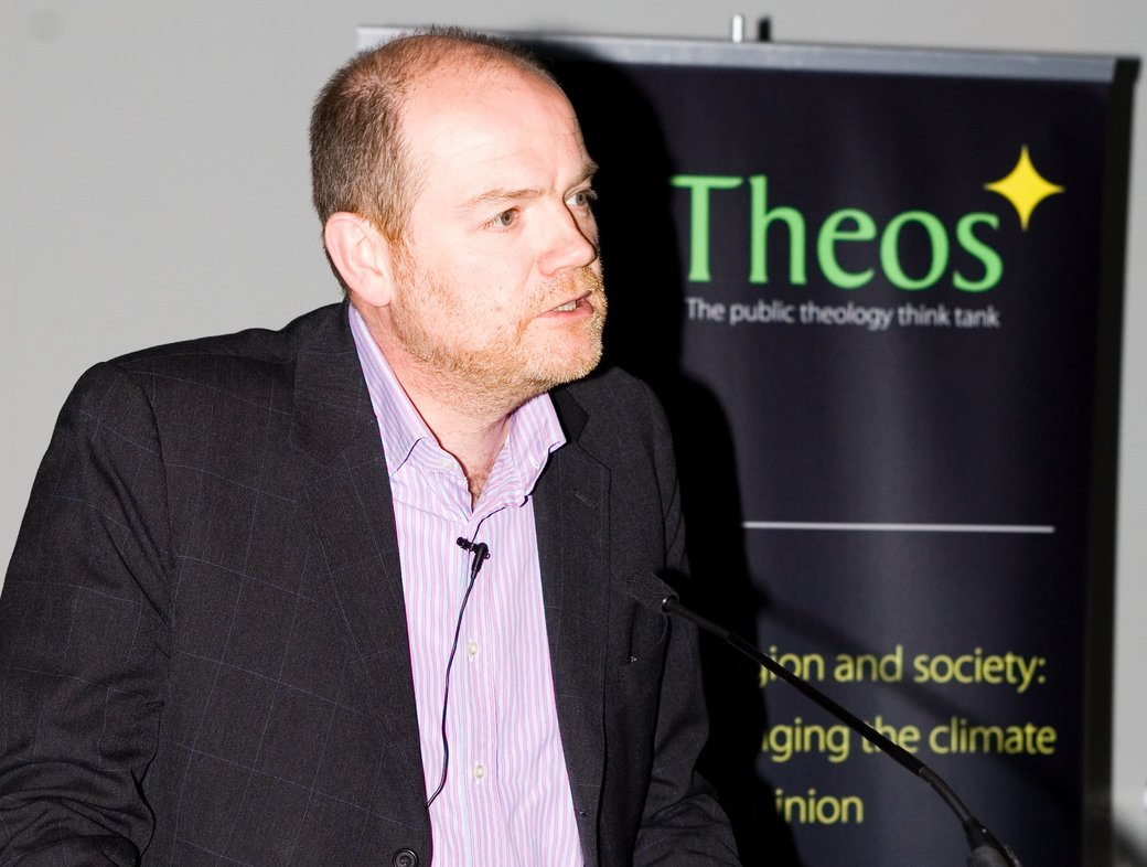 Mark Thompson: Faith, Morality and Media