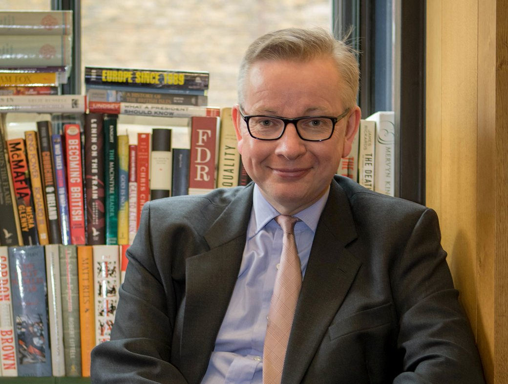 Faith can guide us to a greener future, argues Gove