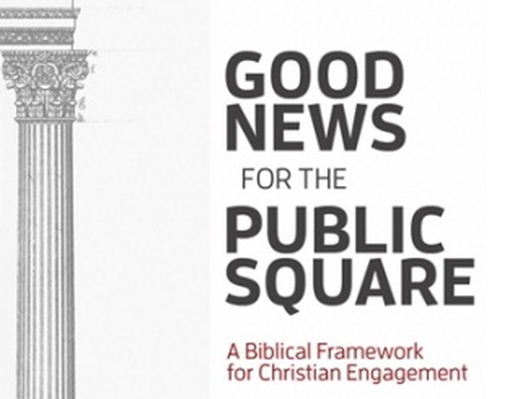 Good news for the public square