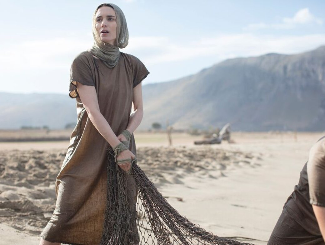 A contrary Mary: Film review of 'Mary Magdalene'