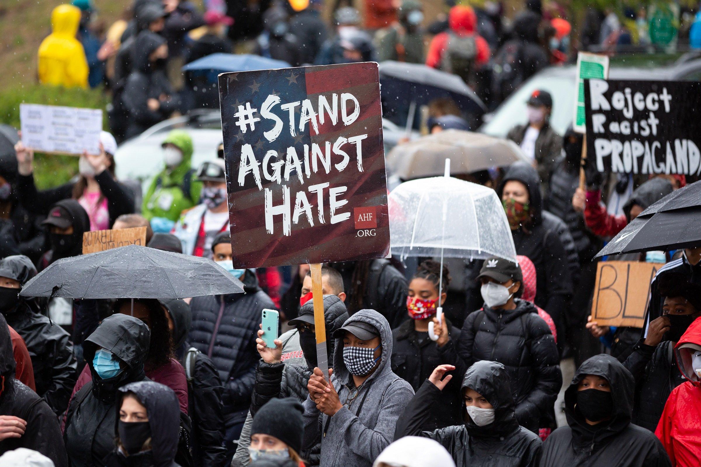 hate crimes black people