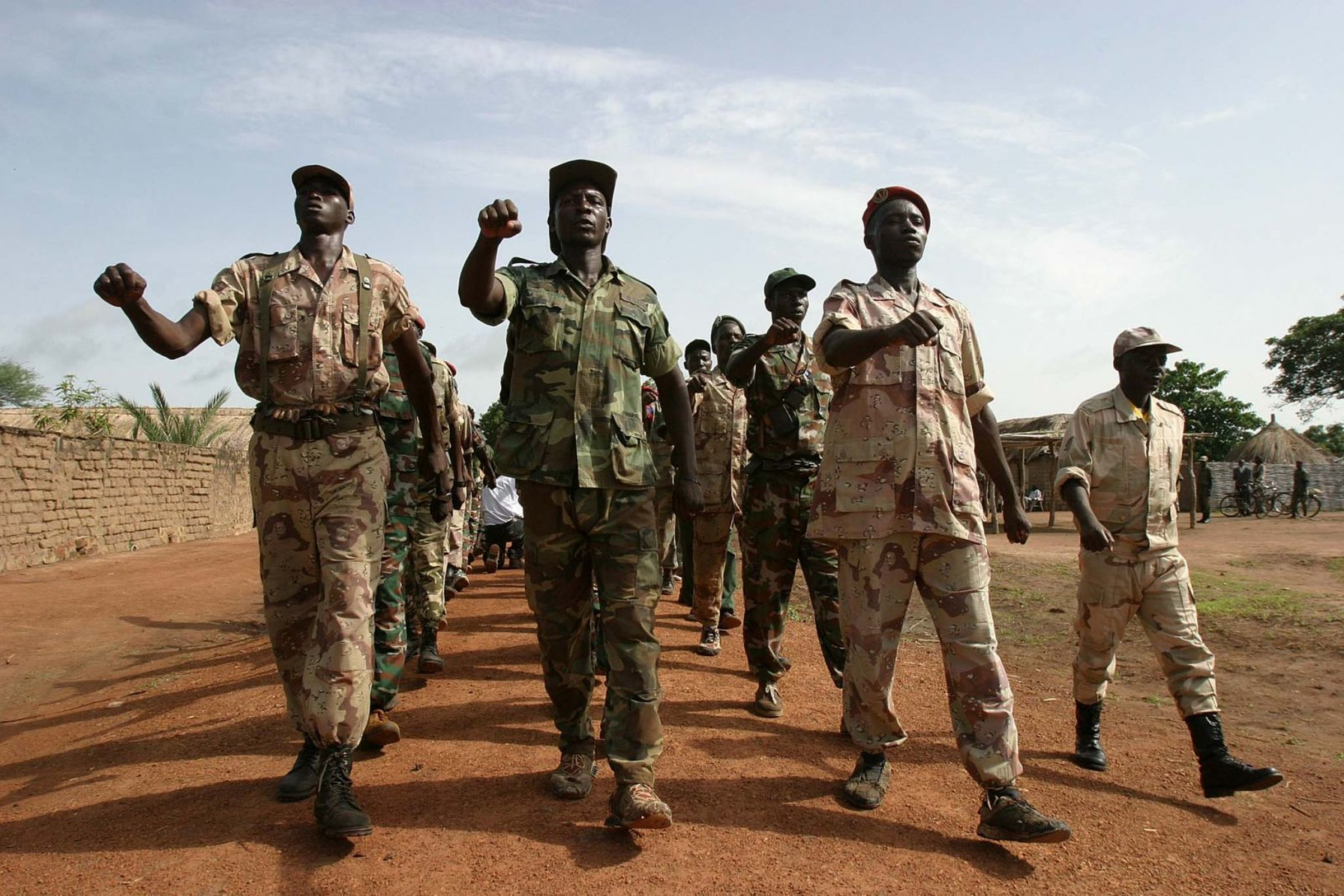 african insurgency groups causes and responses 'arc of instability' across africa, if left  if left unchecked, could turn continent into launch  to weaken terrorist groups in those cases, african.