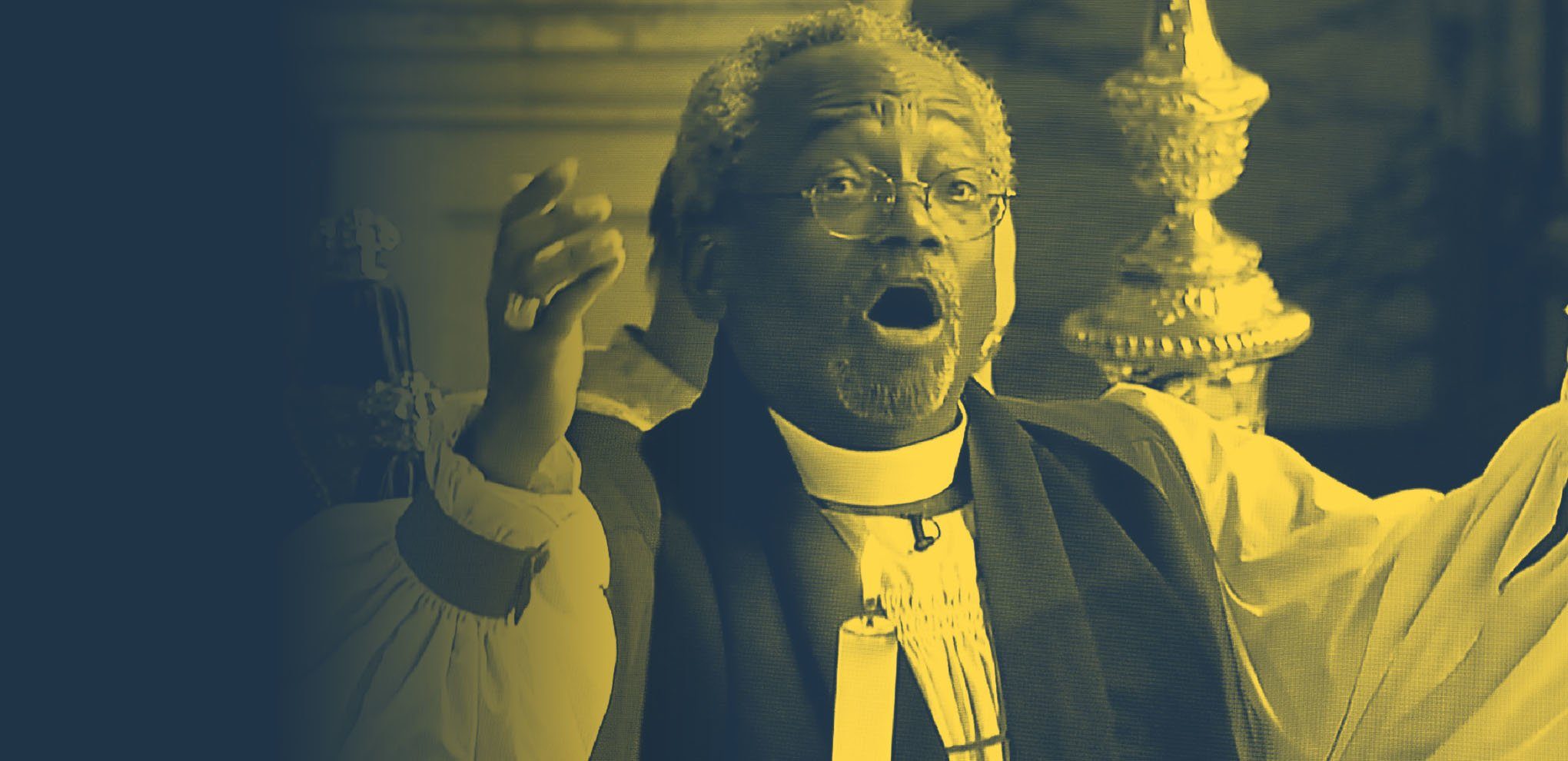 Simon Perfect argues that Bishop Curry's subversion of England's civil religion raises big questions about the direction of the Church.